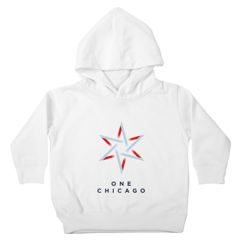 One Chicago Logo Kids Toddler Pullover Hoody by One Chicago Shop