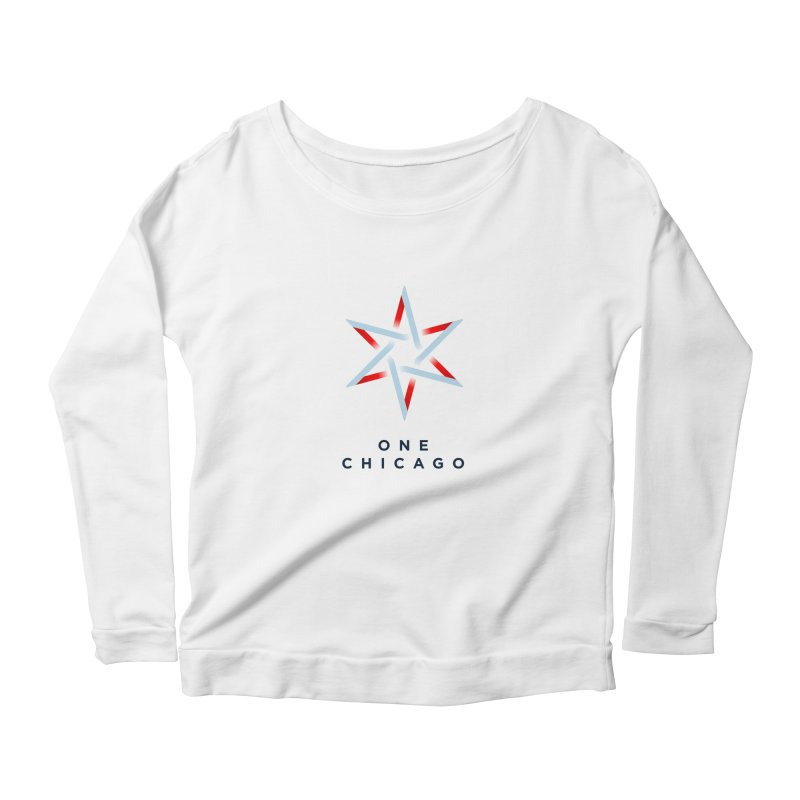 One Chicago Logo Women's Longsleeve T-Shirt by One Chicago Shop