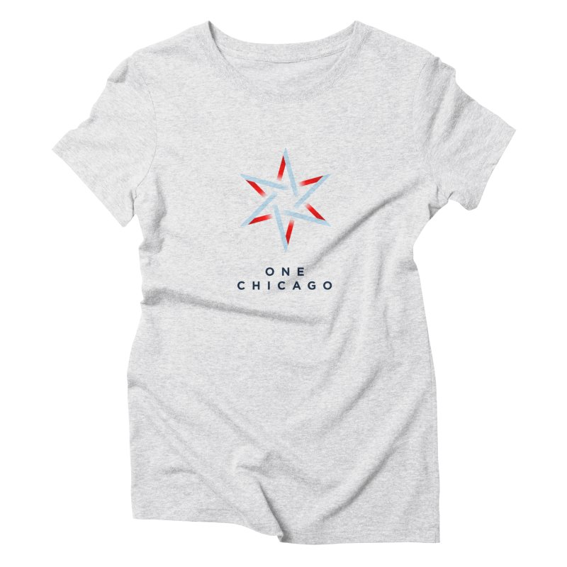 One Chicago Logo Women's T-Shirt by One Chicago Shop