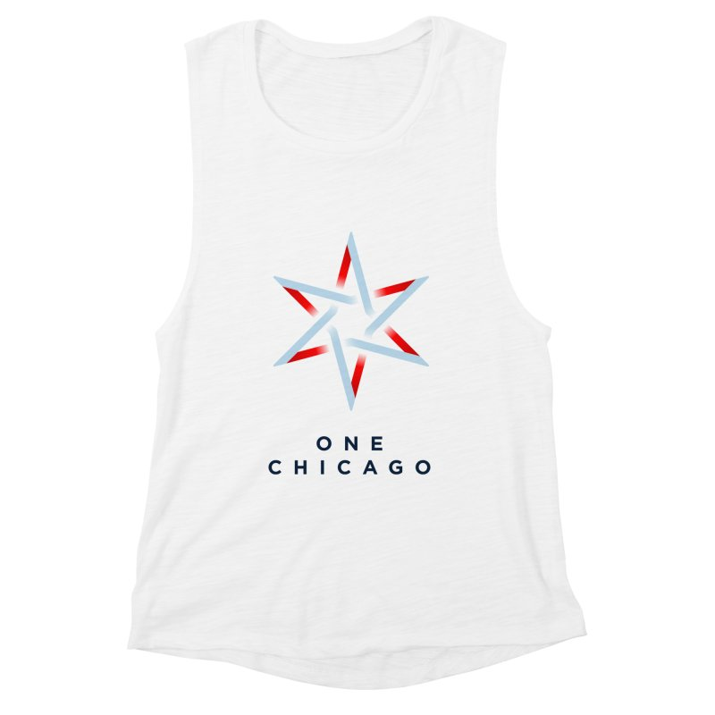 One Chicago Logo Women's Tank by One Chicago Shop
