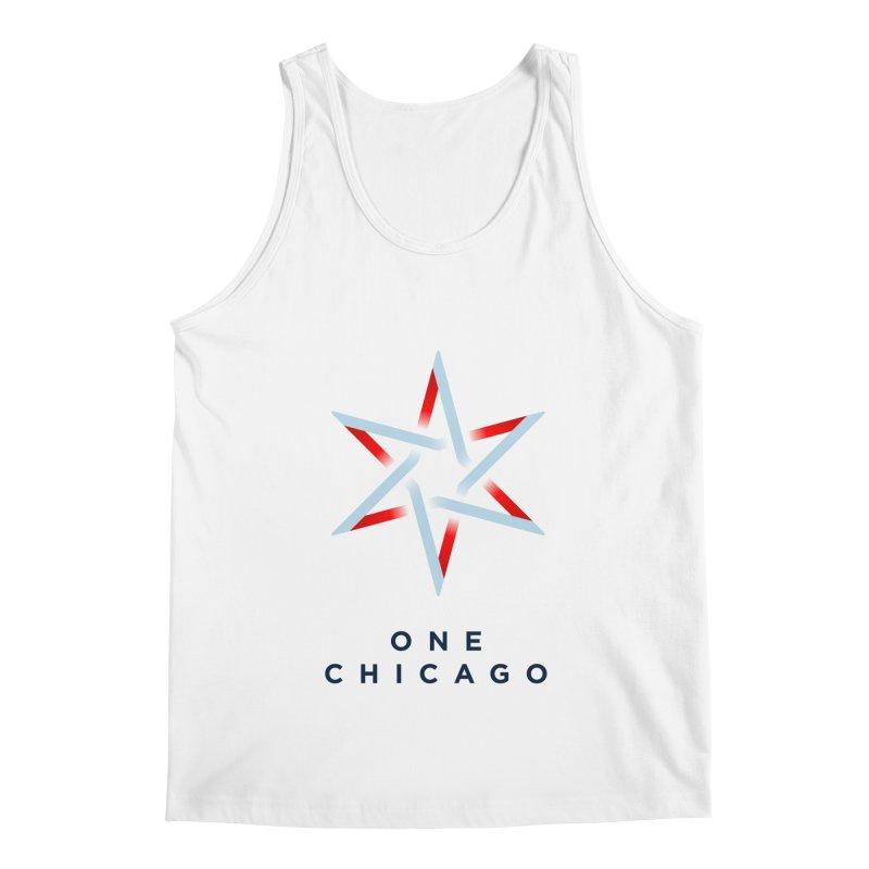 One Chicago Logo Men's Regular Tank by One Chicago Shop