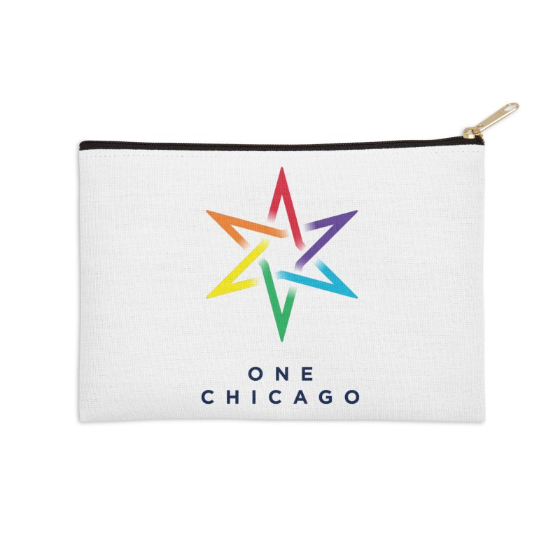 One Chicago - Pride Accessories Zip Pouch by One Chicago Shop