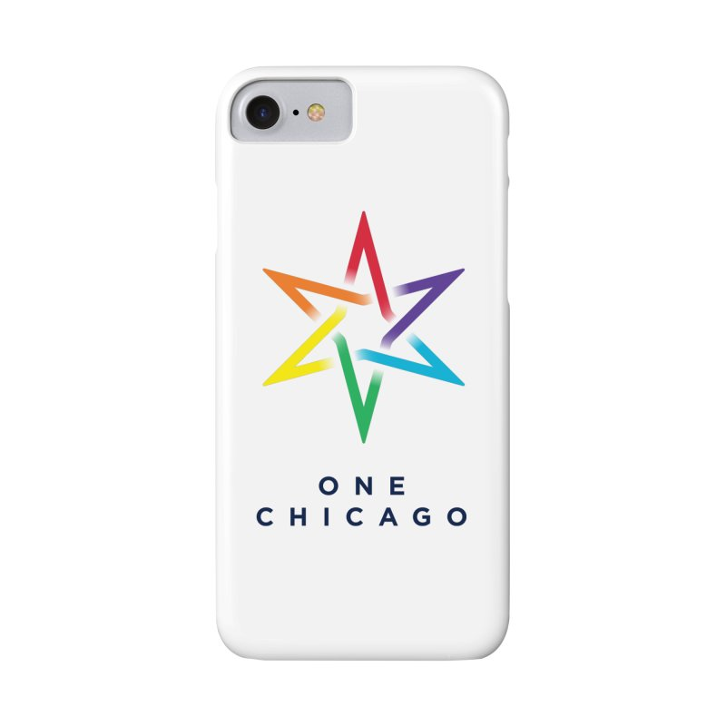 One Chicago - Pride in iPhone 7 Phone Case Slim by One Chicago Shop