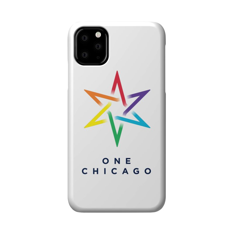 One Chicago - Pride Accessories Phone Case by One Chicago Shop