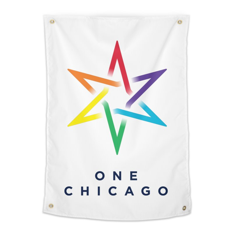One Chicago - Pride Home Tapestry by One Chicago Shop