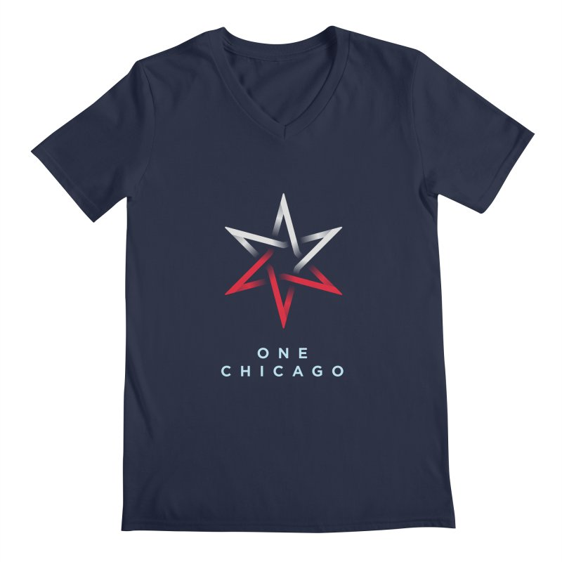 One Chicago - Polish Men's Regular V-Neck by One Chicago Shop