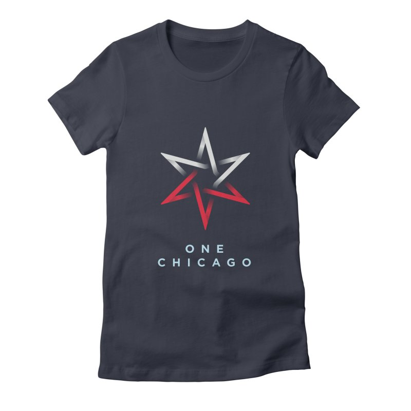 One Chicago - Polish Women's Fitted T-Shirt by One Chicago Shop