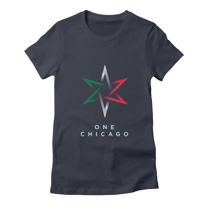 One Chicago - Mexican Women's Fitted T-Shirt by One Chicago Shop