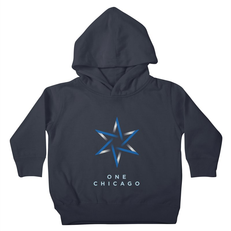 One Chicago - Greek Kids Toddler Pullover Hoody by One Chicago Shop
