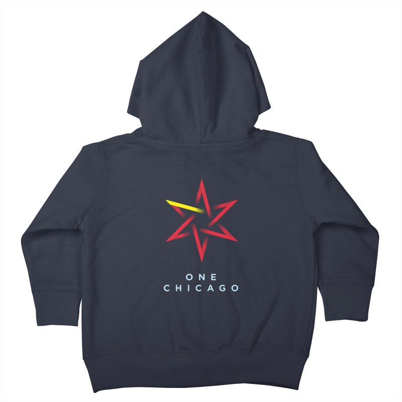 One Chicago - Chinese Kids Toddler Zip-Up Hoody by One Chicago Shop