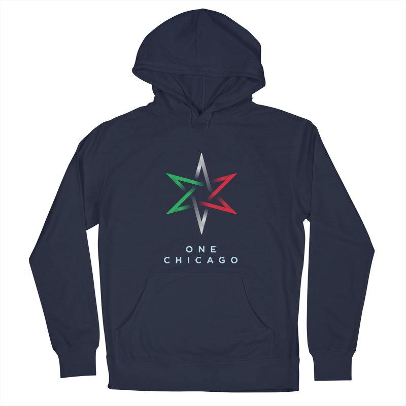 One Chicago - Italian Women's French Terry Pullover Hoody by One Chicago Shop