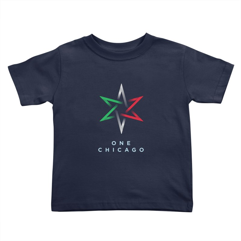One Chicago - Italian Kids Toddler T-Shirt by One Chicago Shop