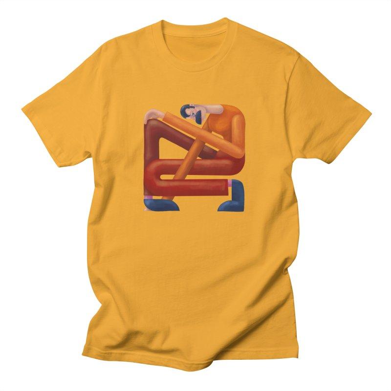 Boxed in Women's Regular Unisex T-Shirt by onedrop's Artist Shop