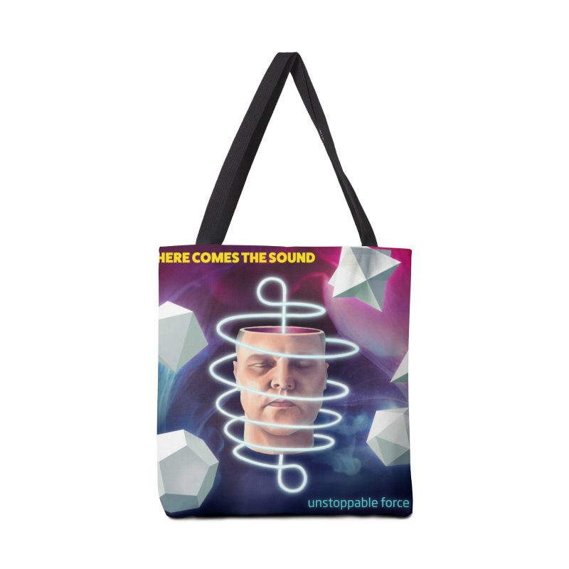 Here comes the sound Accessories Tote Bag Bag by onedrop's Artist Shop