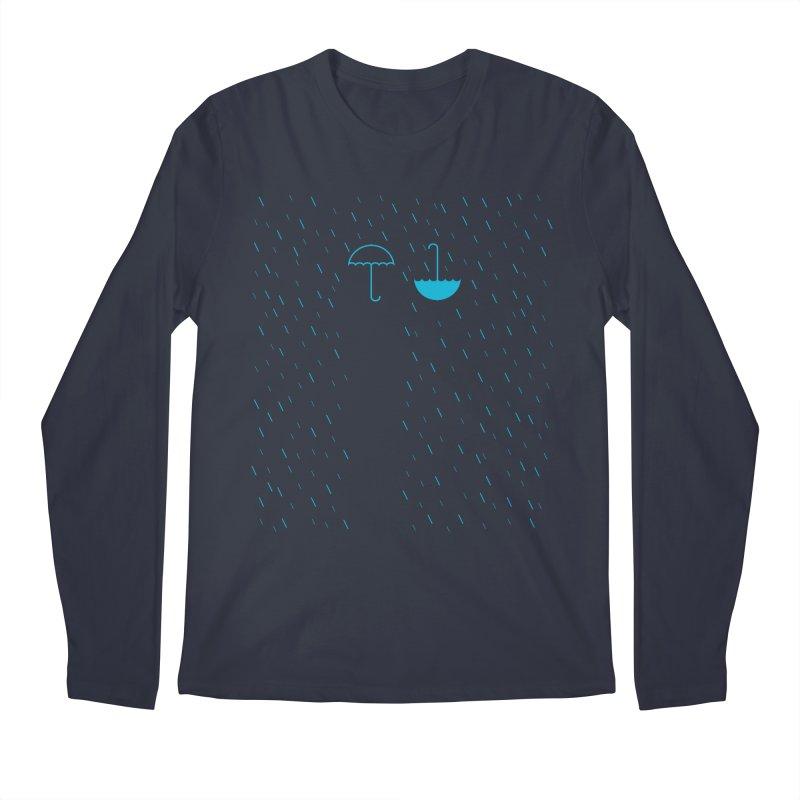 Look Up Men's Longsleeve T-Shirt by ONEELL