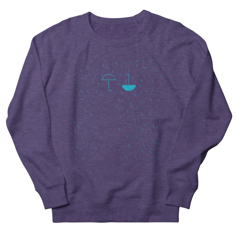 Look Up Women's French Terry Sweatshirt by ONEELL