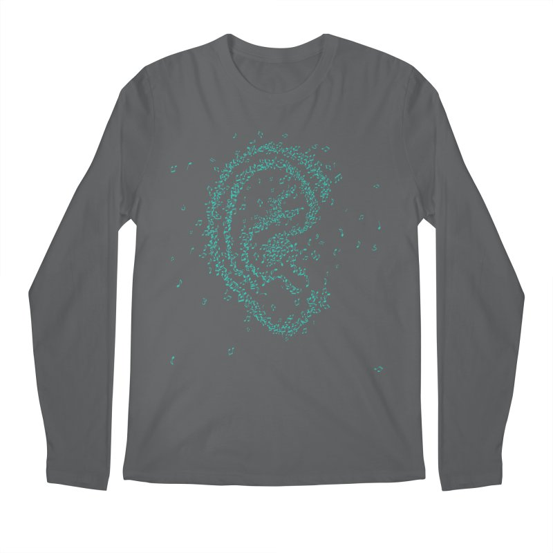 Hear it Men's Longsleeve T-Shirt by ONEELL