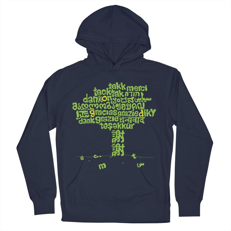 Thanks Women's Pullover Hoody by ONEELL