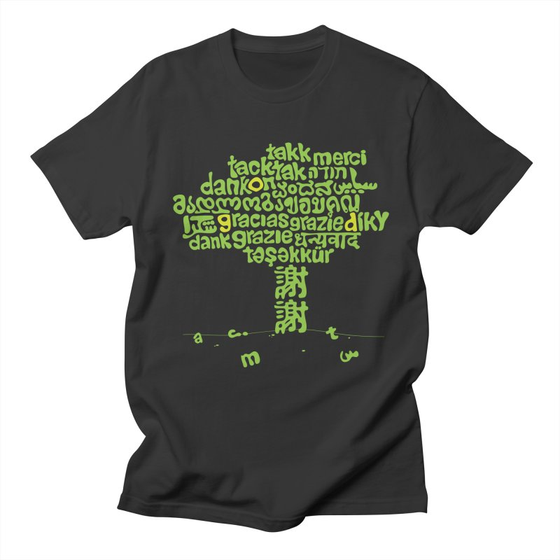 Thanks Men's Regular T-Shirt by ONEELL