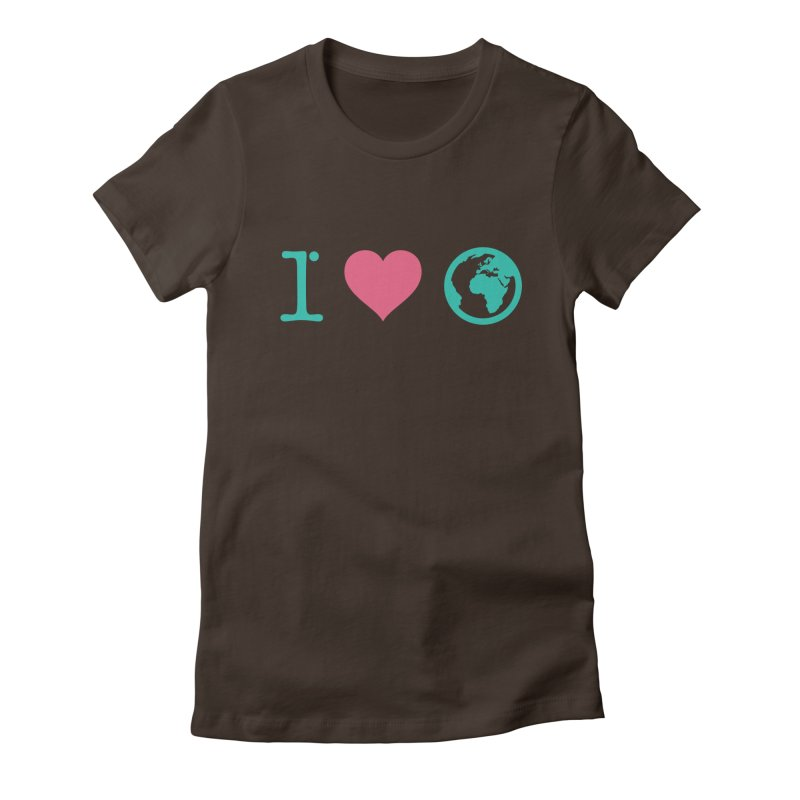 I Love Earth   by ONEELL