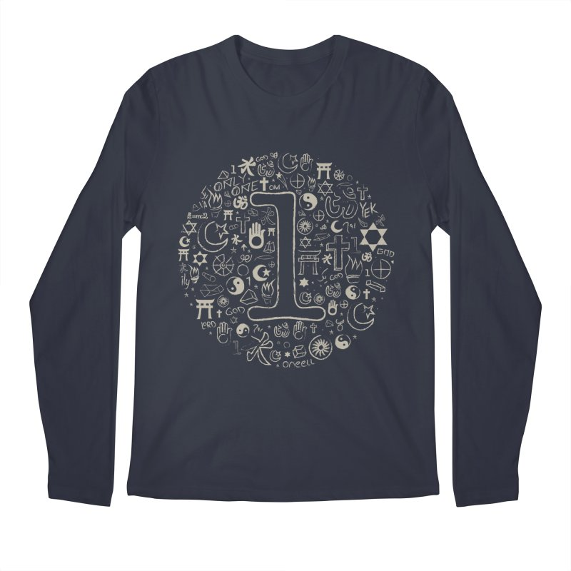 Only One Men's Longsleeve T-Shirt by ONEELL
