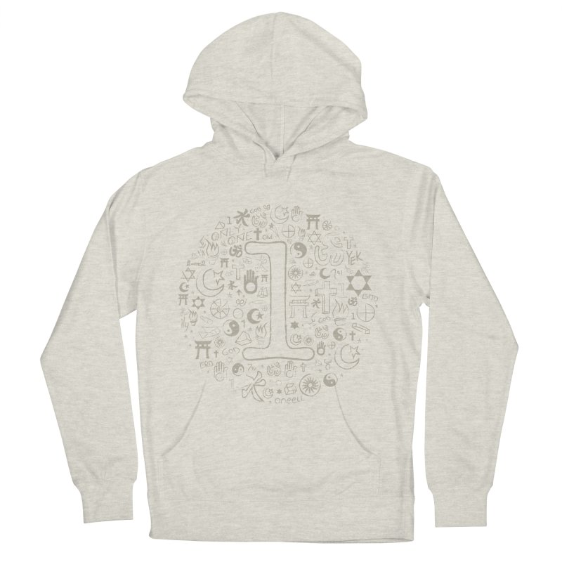 Only One Men's Pullover Hoody by ONEELL