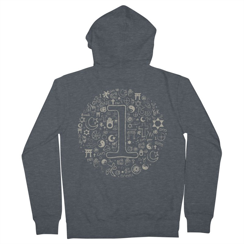 Only One Women's Zip-Up Hoody by ONEELL