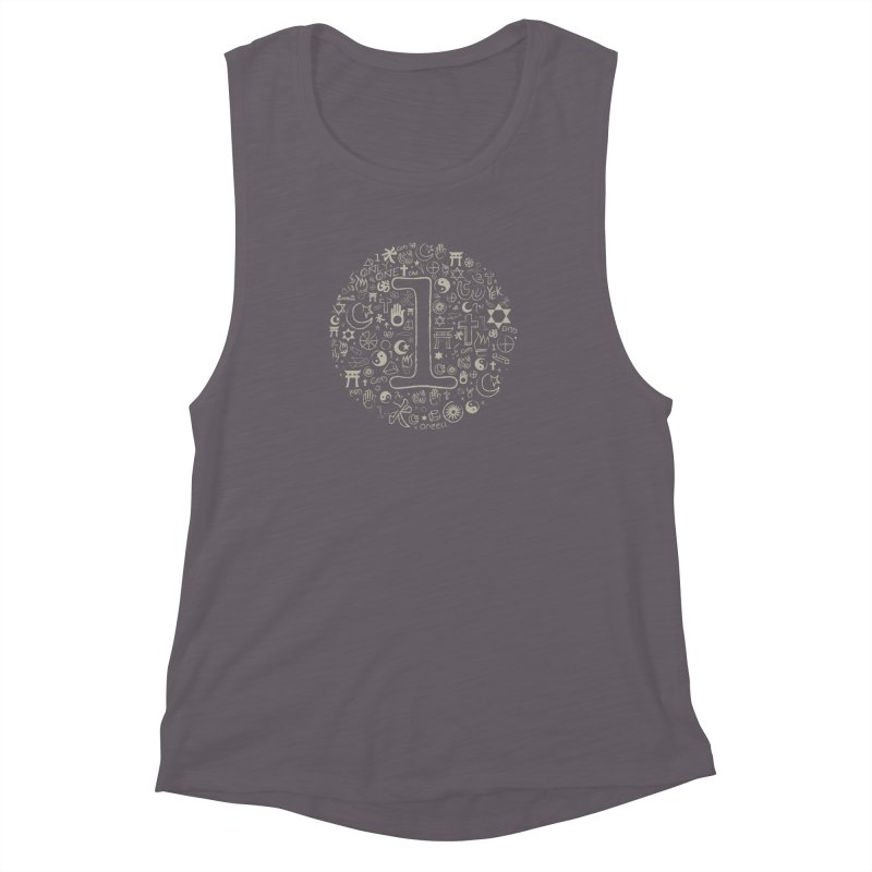 Only One Women's Muscle Tank by ONEELL