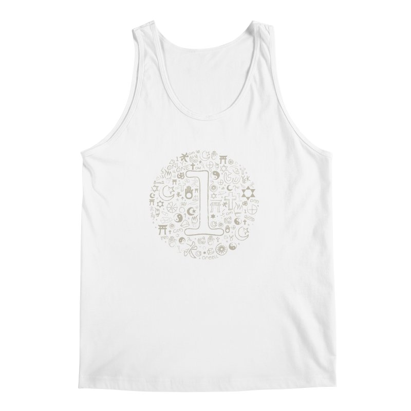 Only One Men's Tank by ONEELL