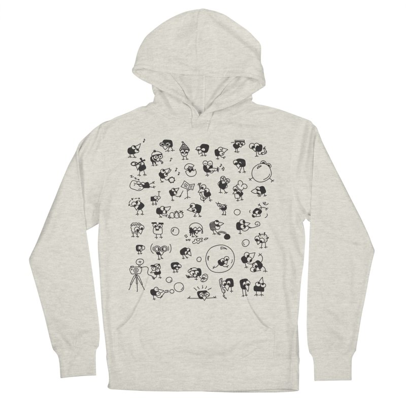 Chicky Women's Pullover Hoody by ONEELL