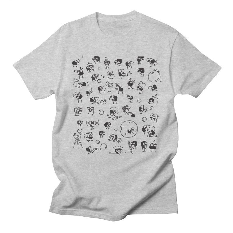 Chicky Men's Regular T-Shirt by ONEELL
