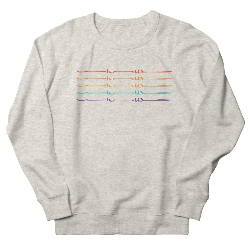 Elijah III Men's French Terry Sweatshirt by ONEELL