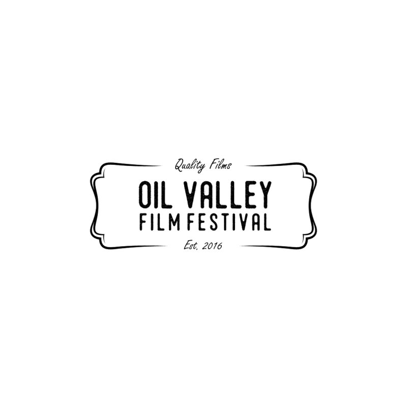 Oil Valley Film Festival - Official Logo Apparel by Oil Valley Film Festival - Official Merchandise St