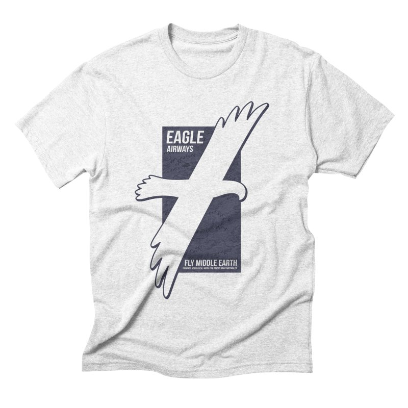 Eagle Airlines   by One Legged Kiwi's Artist Shop