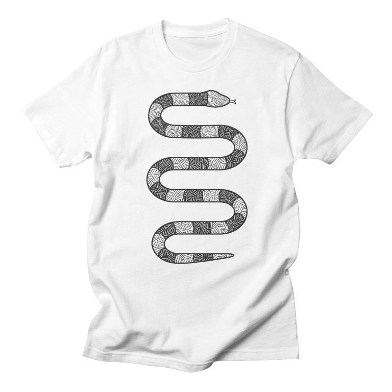 Hiss Men's T-Shirt by One Legged Kiwi's Artist Shop