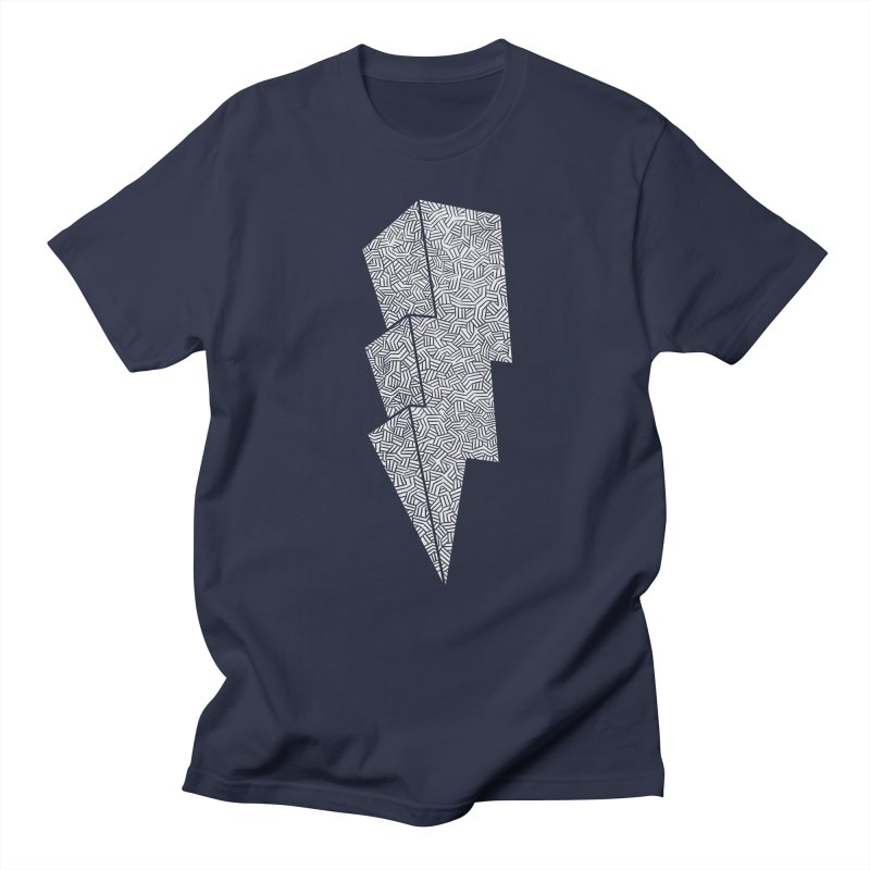 Bolt Men's T-shirt by One Legged Kiwi's Artist Shop