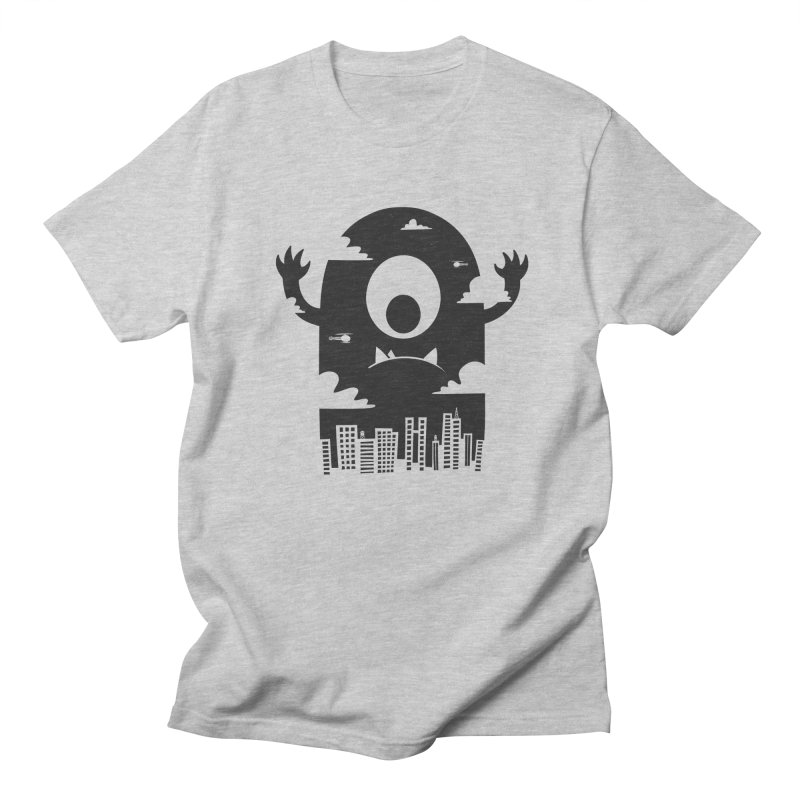 Mister Chomps Men's T-shirt by One Legged Kiwi's Artist Shop