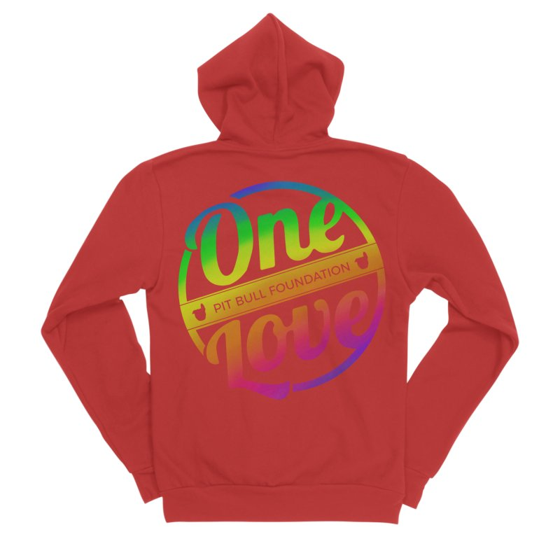Women's None by One Love Pit Bull Foundation