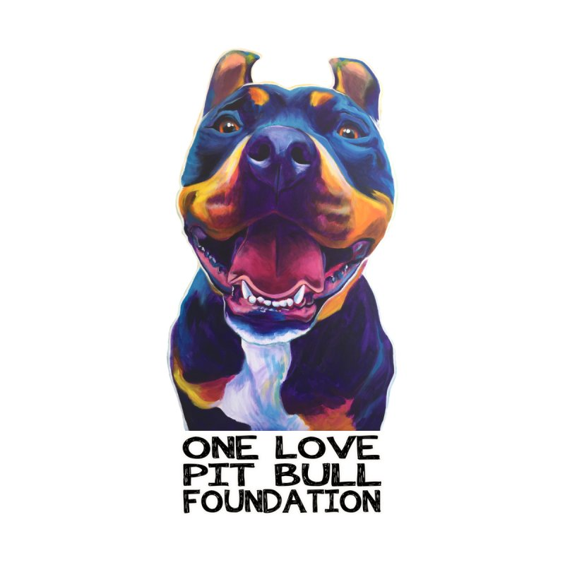 Maya Men's T-Shirt by One Love Pit Bull Foundation