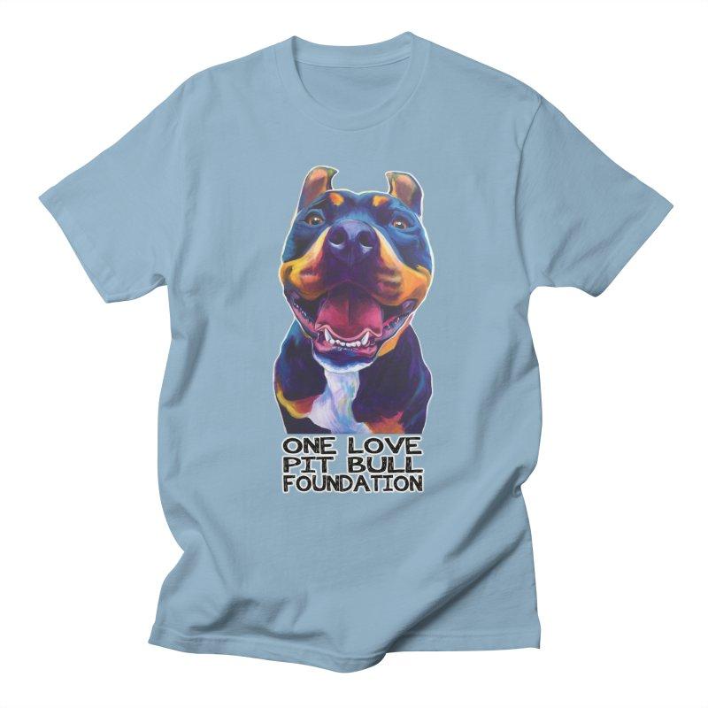 Maya Men's T-Shirt by One Love Pit Bull Foundation