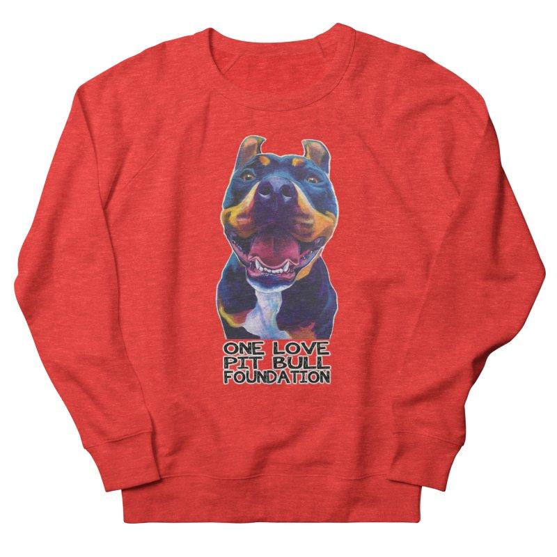 Maya Women's Sweatshirt by One Love Pit Bull Foundation