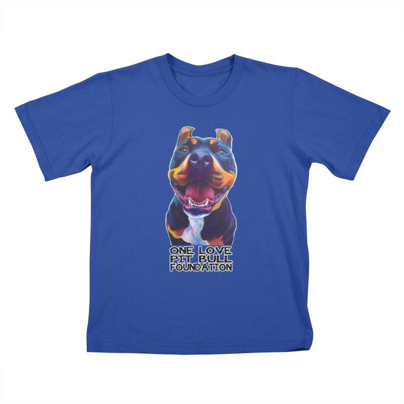 Maya Kids T-Shirt by One Love Pit Bull Foundation
