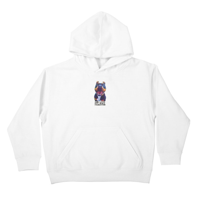 Maya Kids Pullover Hoody by One Love Pit Bull Foundation
