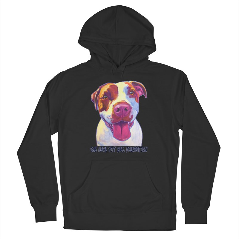Gemma Men's Pullover Hoody by One Love Pit Bull Foundation