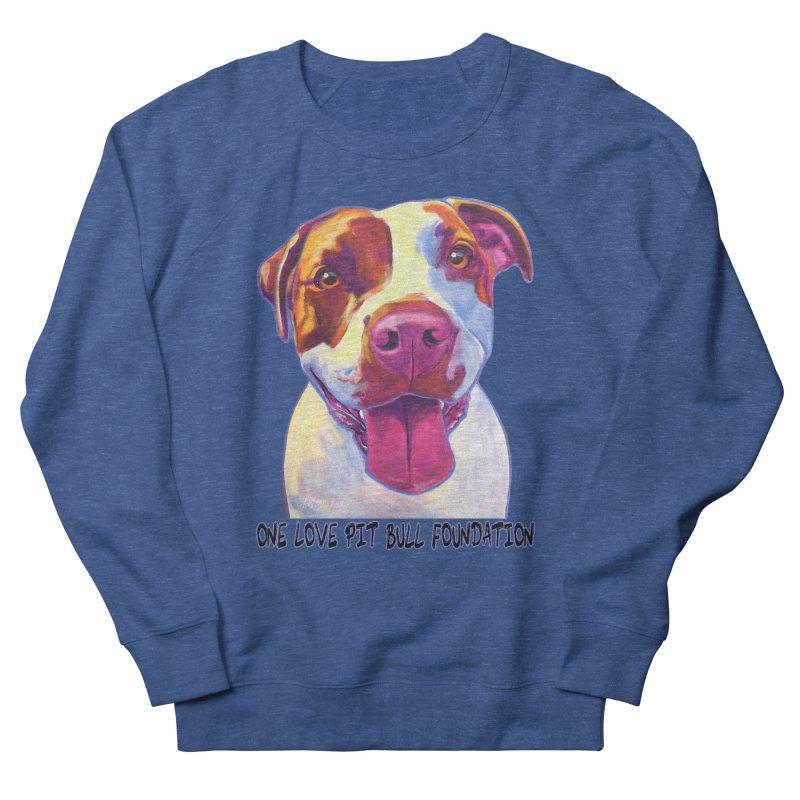 Gemma Men's Sweatshirt by One Love Pit Bull Foundation