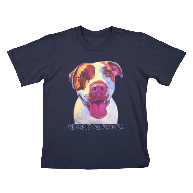 Gemma Kids T-Shirt by One Love Pit Bull Foundation