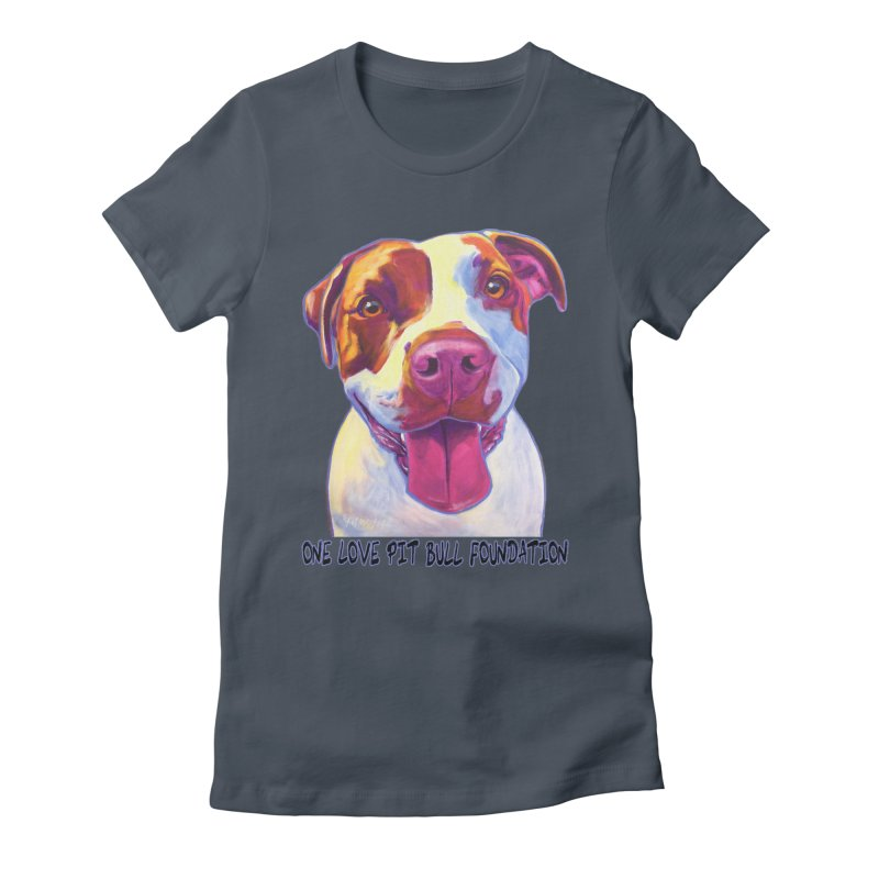 Gemma Women's T-Shirt by One Love Pit Bull Foundation