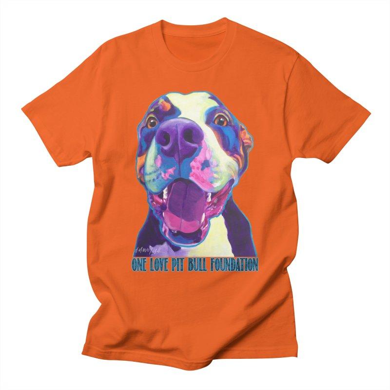 Mayhem Men's T-Shirt by One Love Pit Bull Foundation