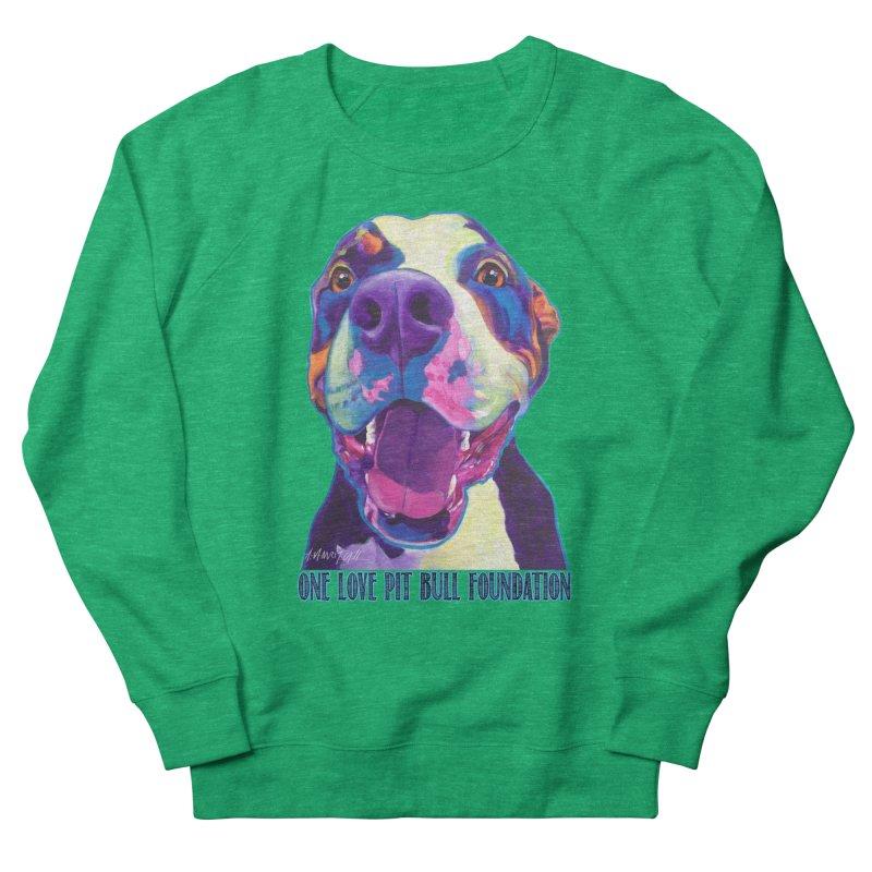 Mayhem Women's Sweatshirt by One Love Pit Bull Foundation
