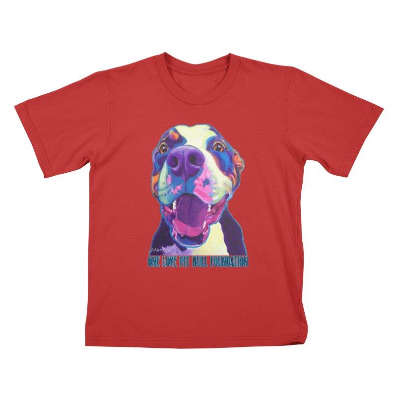 Mayhem Kids T-Shirt by One Love Pit Bull Foundation